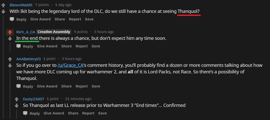 Best Of — Total War Forums