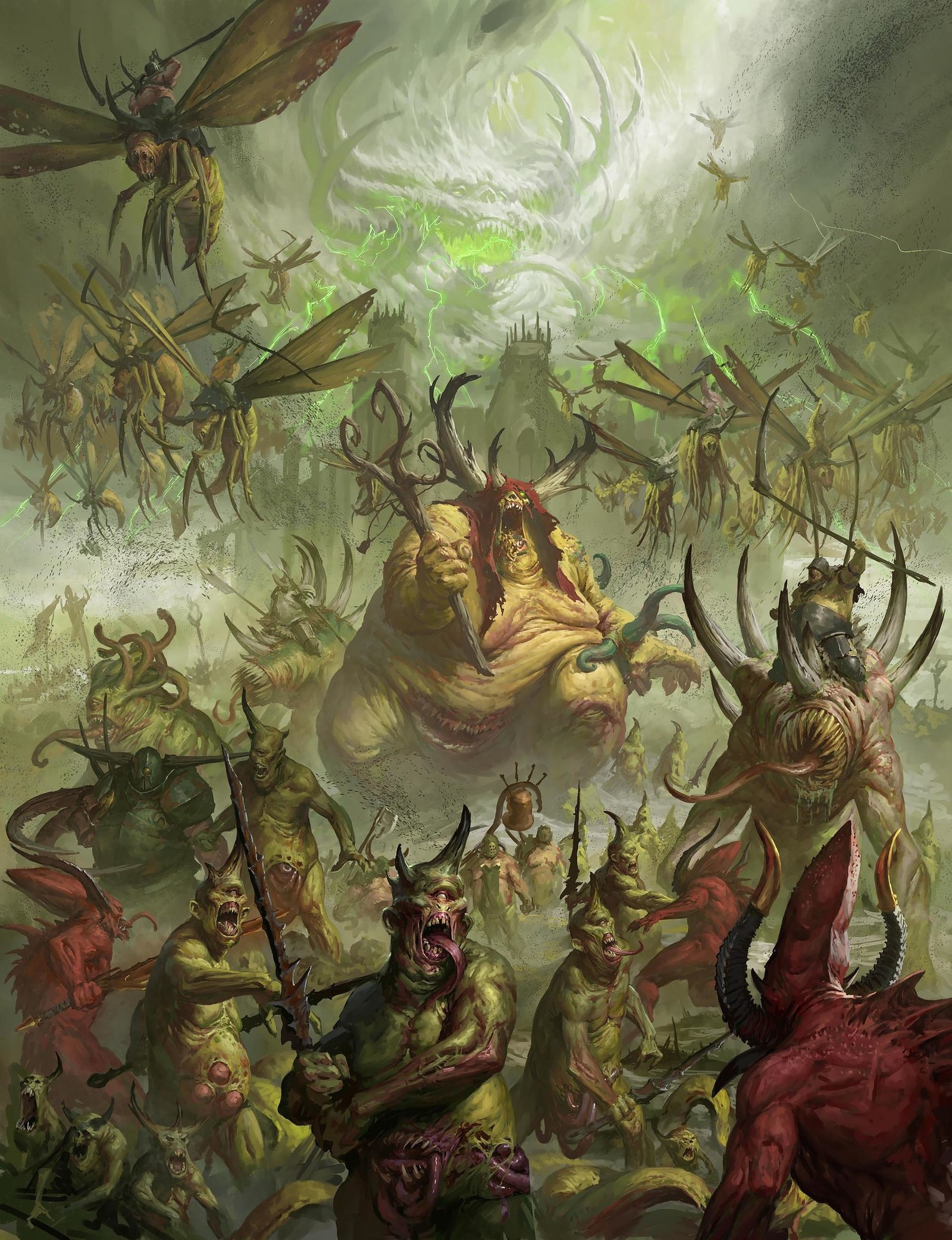Warhammer 3 Heroes Overview Epidemius Total War Forums