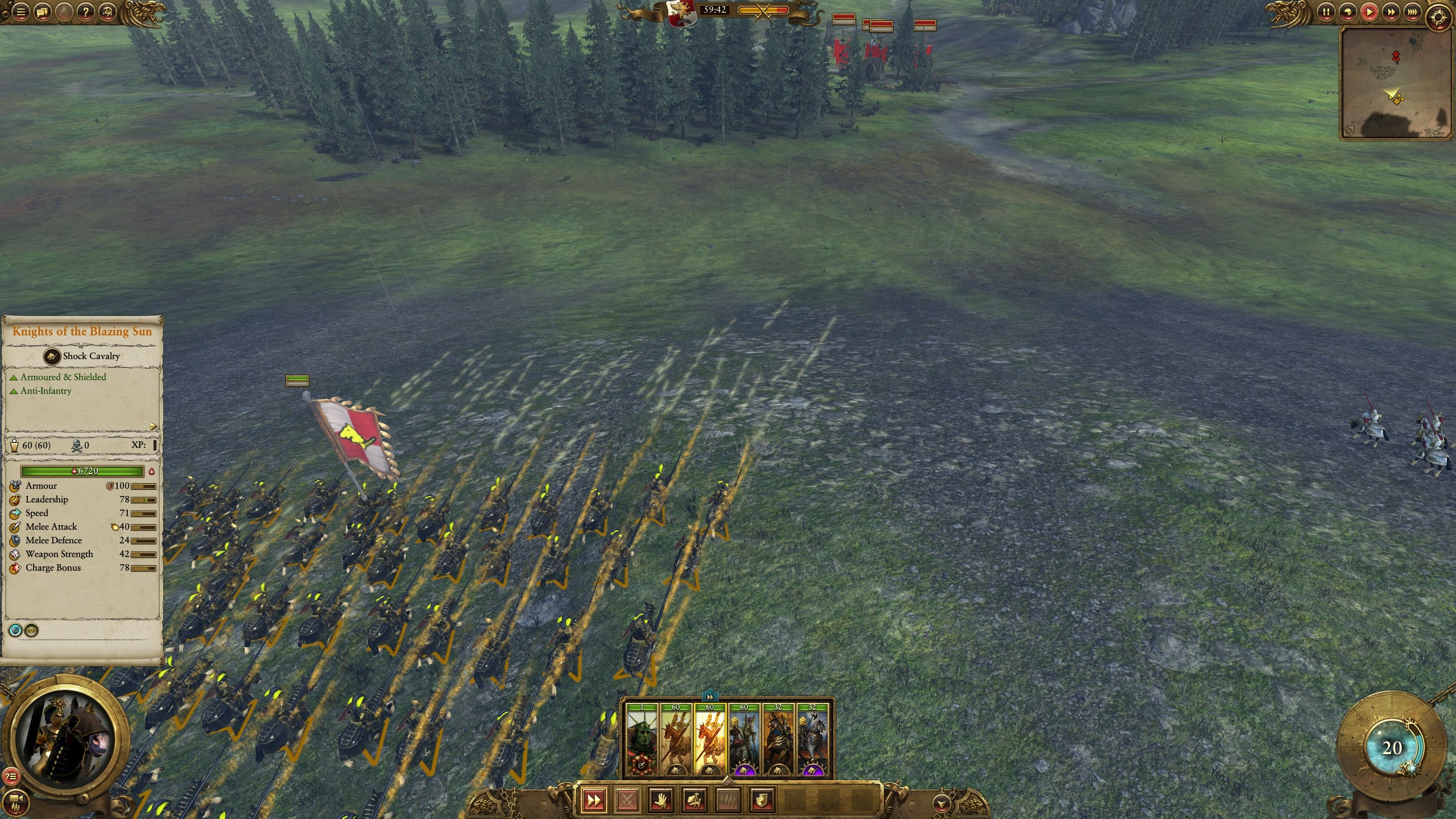 Weird glitch with effects — Total War Forums