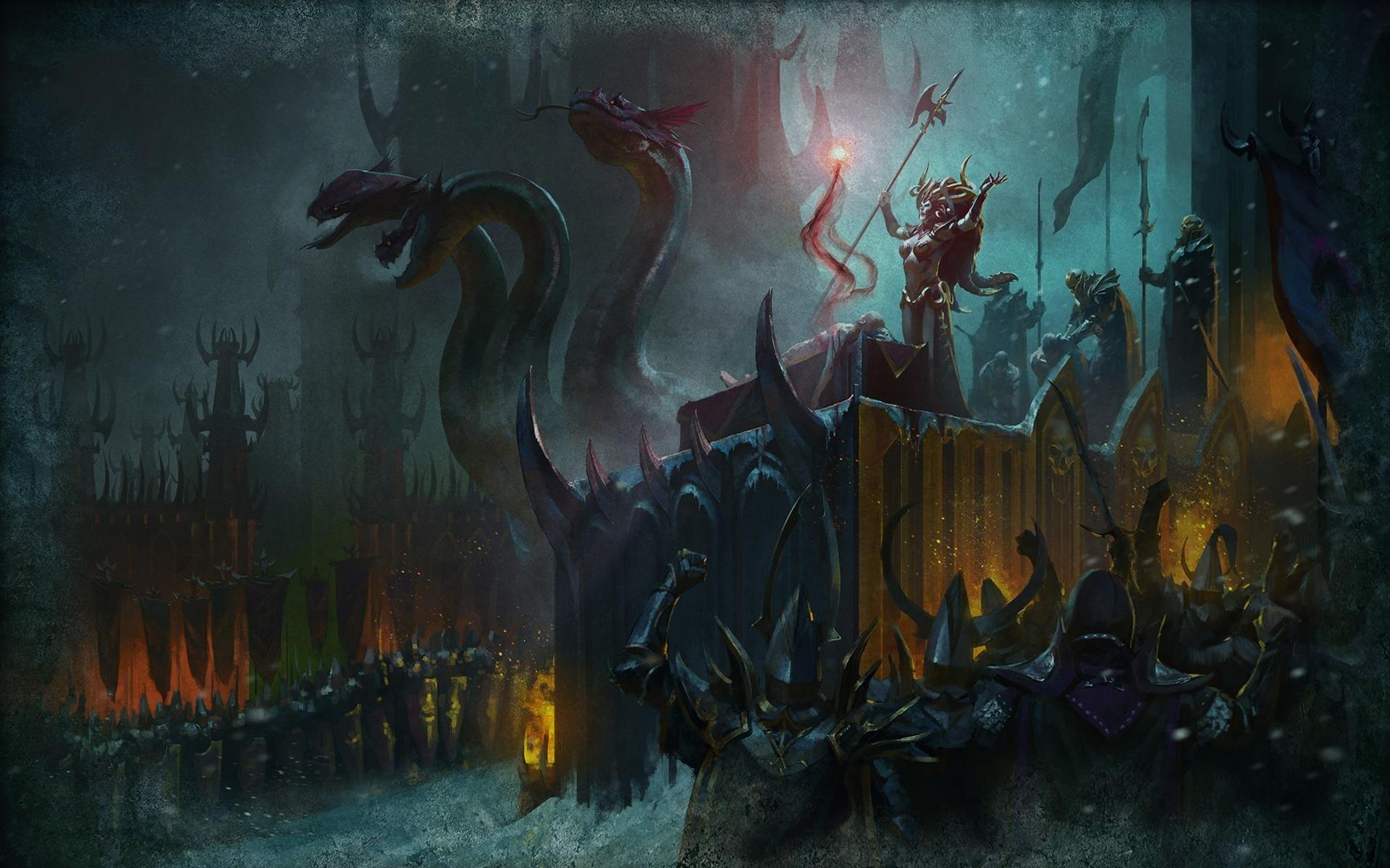Warhammer Total War Wallpapers Artwork Total War Forums