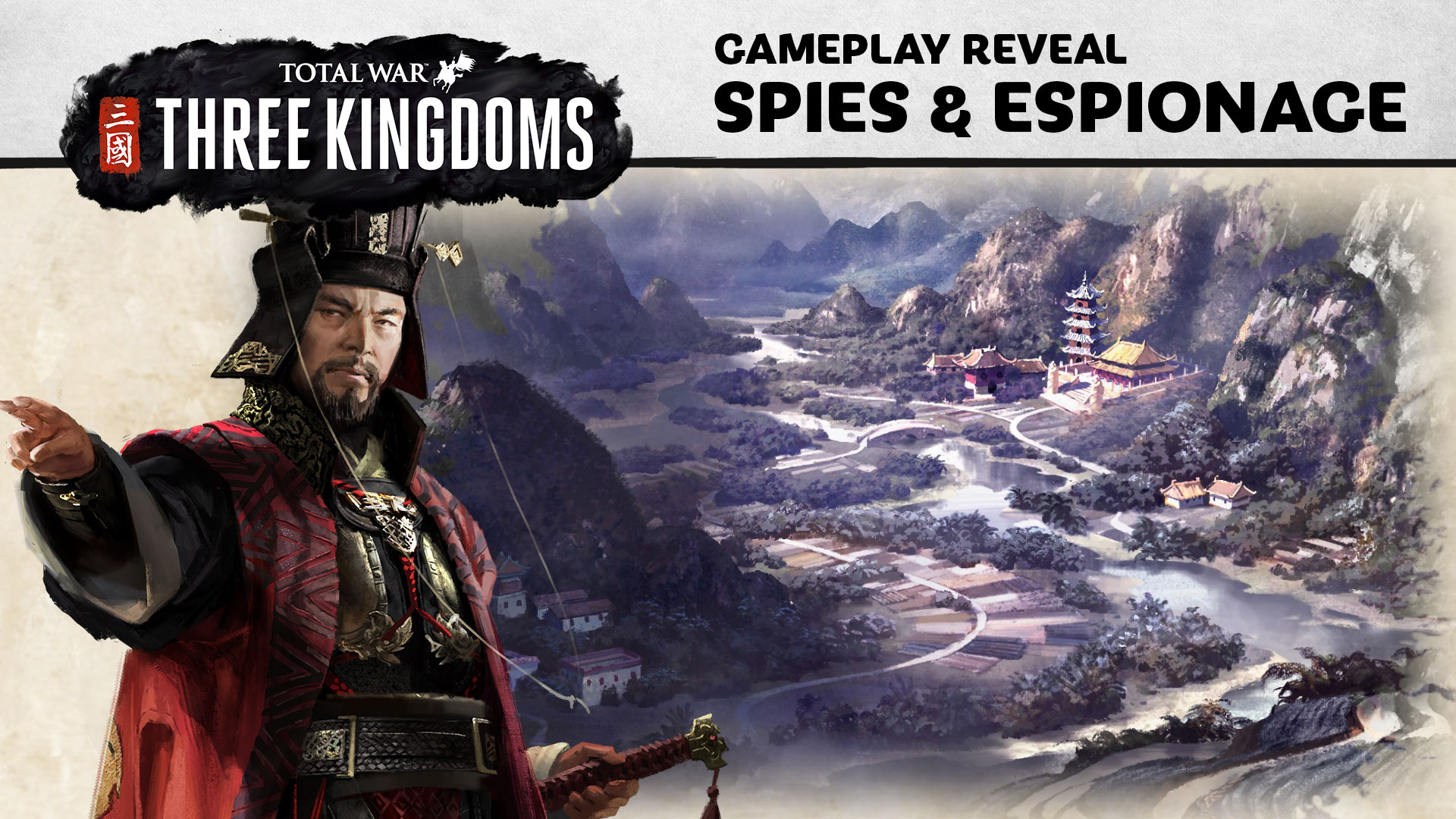 Total War: THREE KINGDOMS - Spies Gameplay Reveal — Total War Forums
