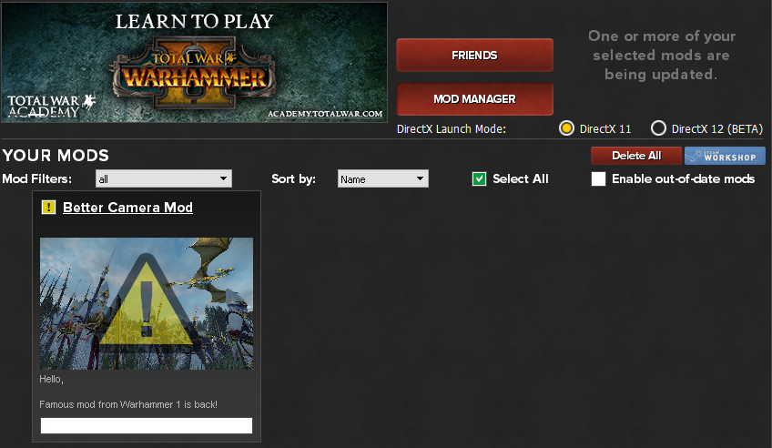Steam mod launcher download