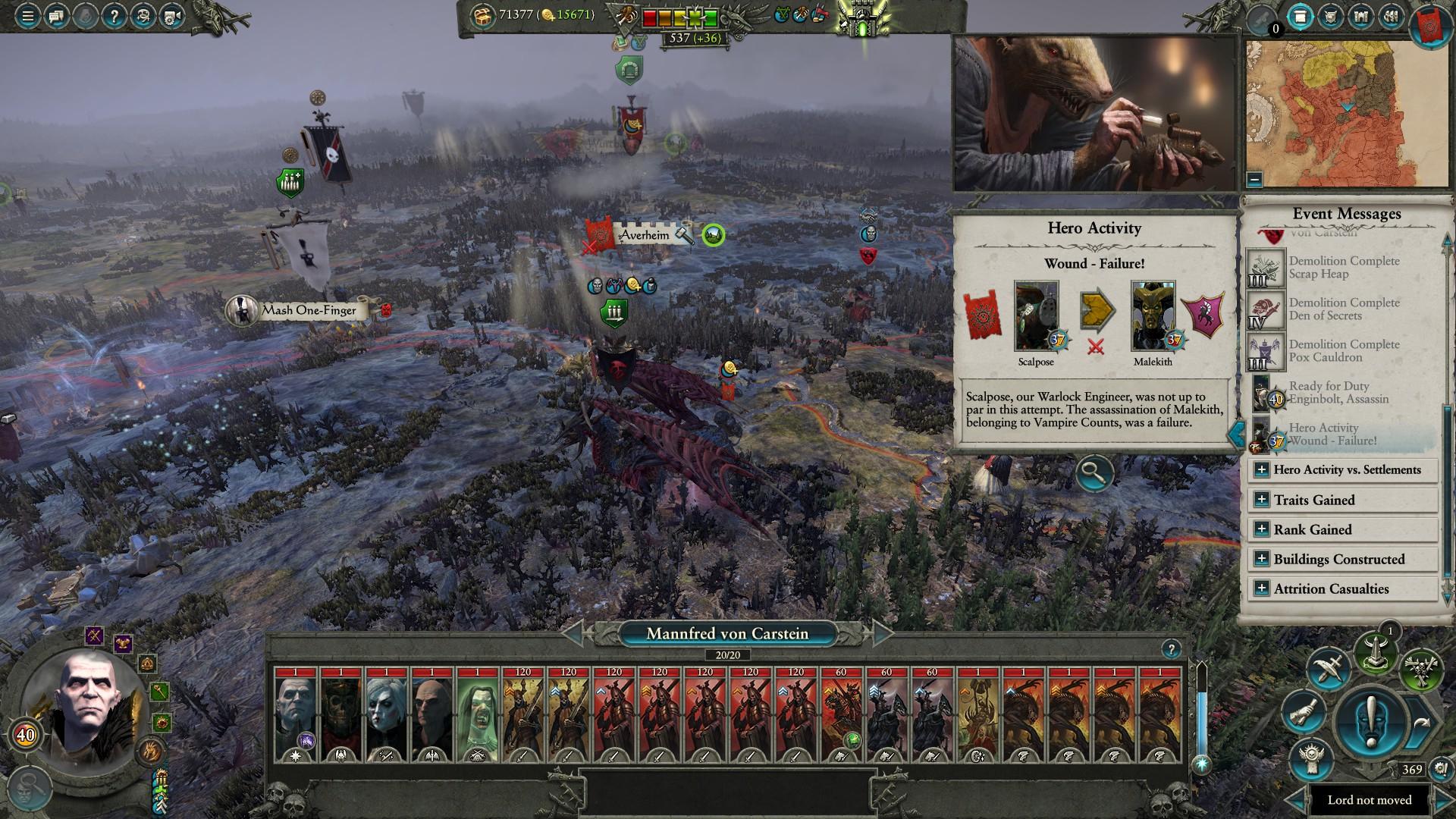a big fat hot MESS !! FIX IT ! — Total War Forums