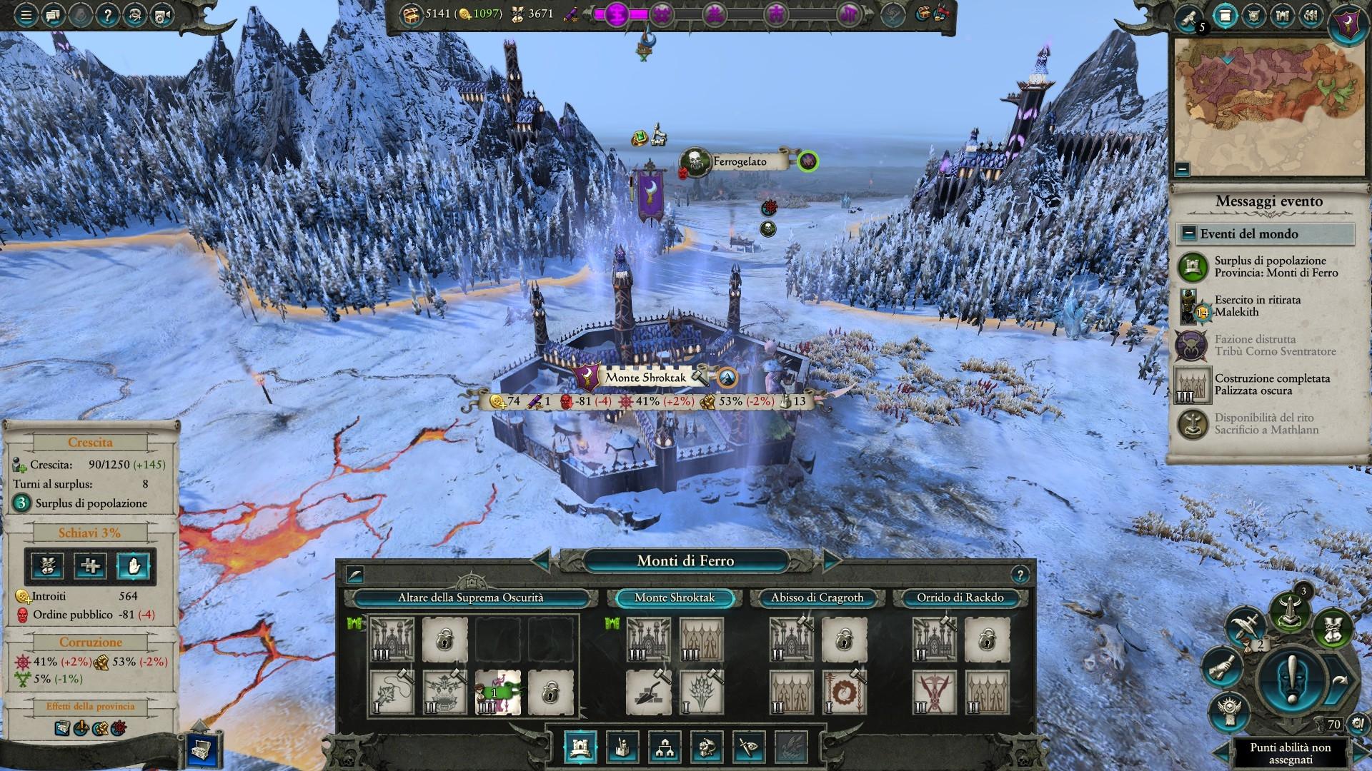 Total war 3 warhammer