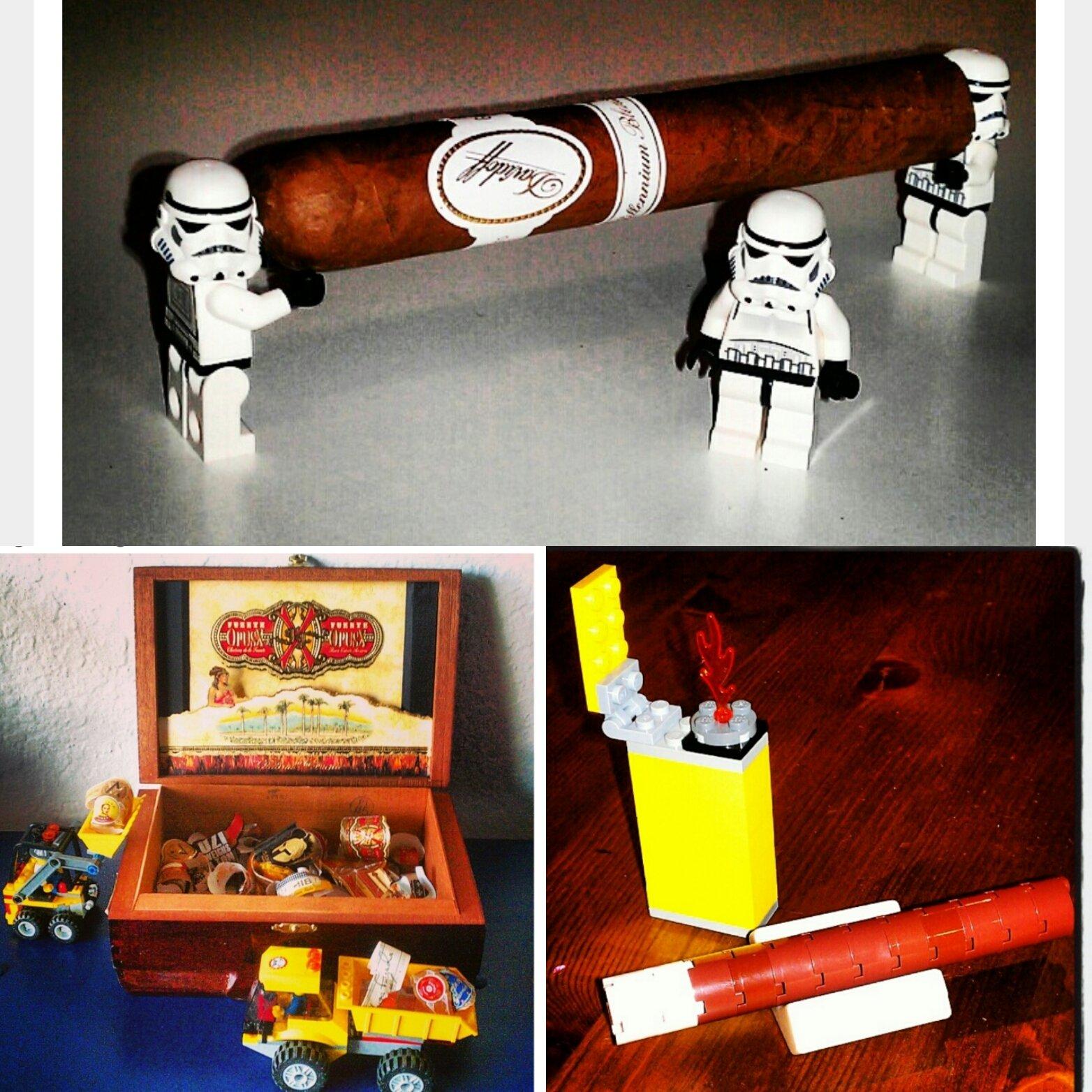 Lego fans? (also, Legos F/S) — Cigar.com Forum