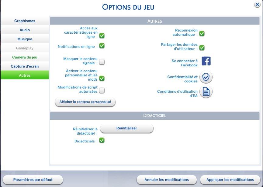 y at-il un service de rencontres sur les Sims 3 pensées sur la datation d'un homme plus âgé