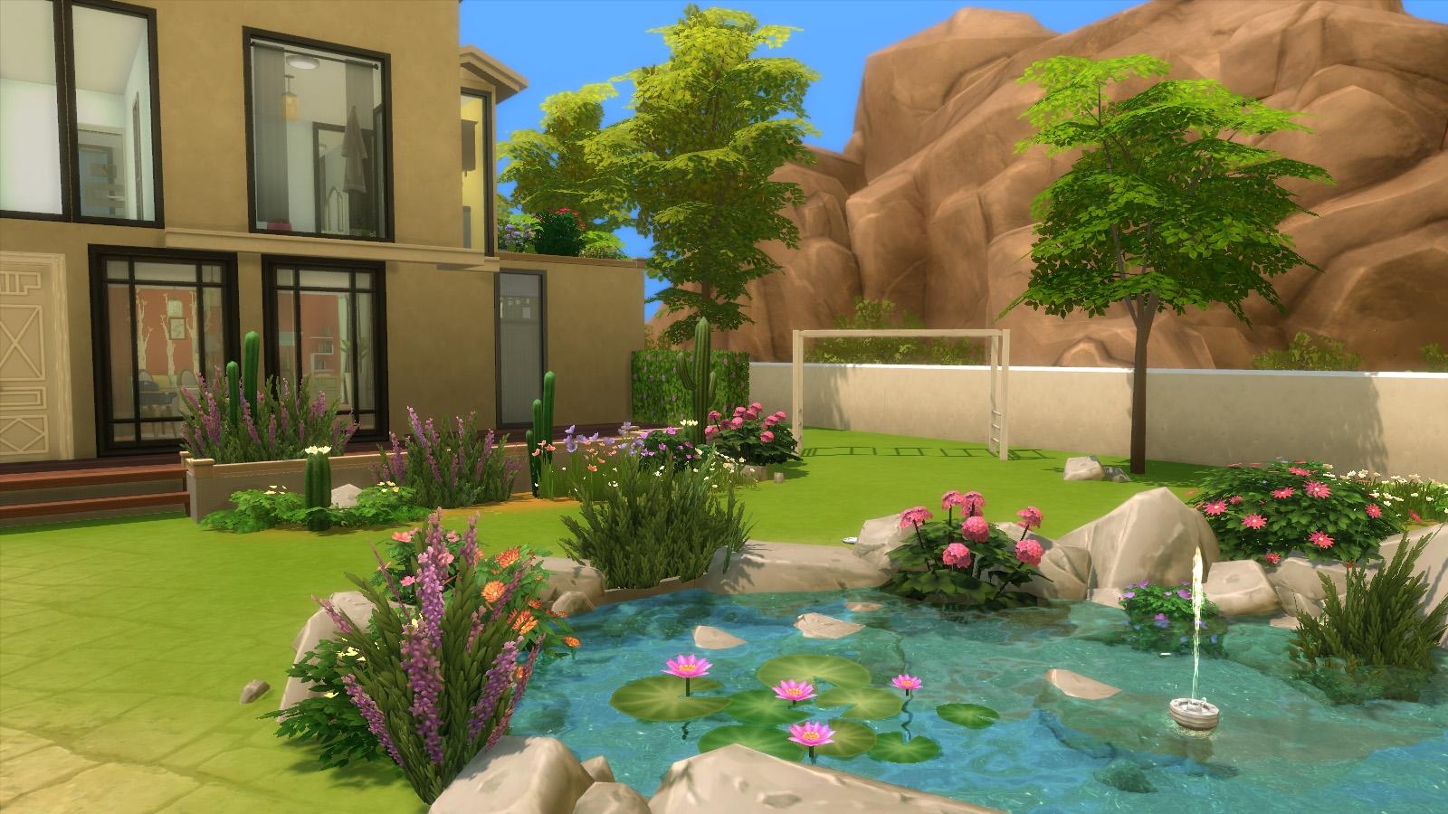 Sims  Studio Photo Nouveau Decore