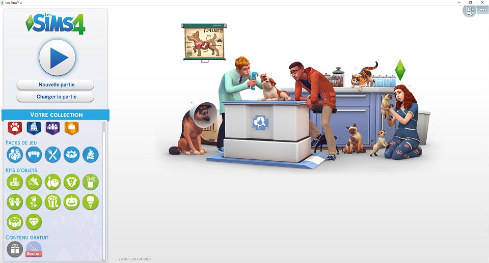 rencontres Sims jeux gratuits