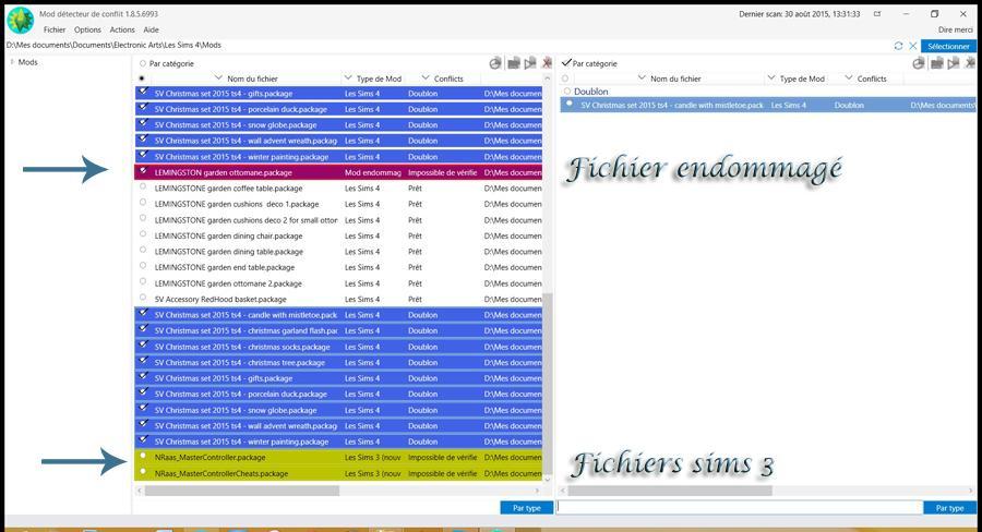 Tuto] Mod Conflict Detector — Les Sims