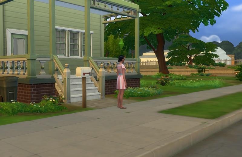 Rencontre voisin solitaire