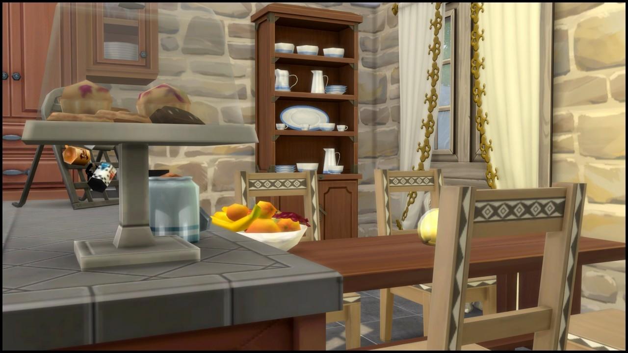 Studio les sims selon lam page 4 les sims Meuble de cuisine sims 4 qui s imbrique