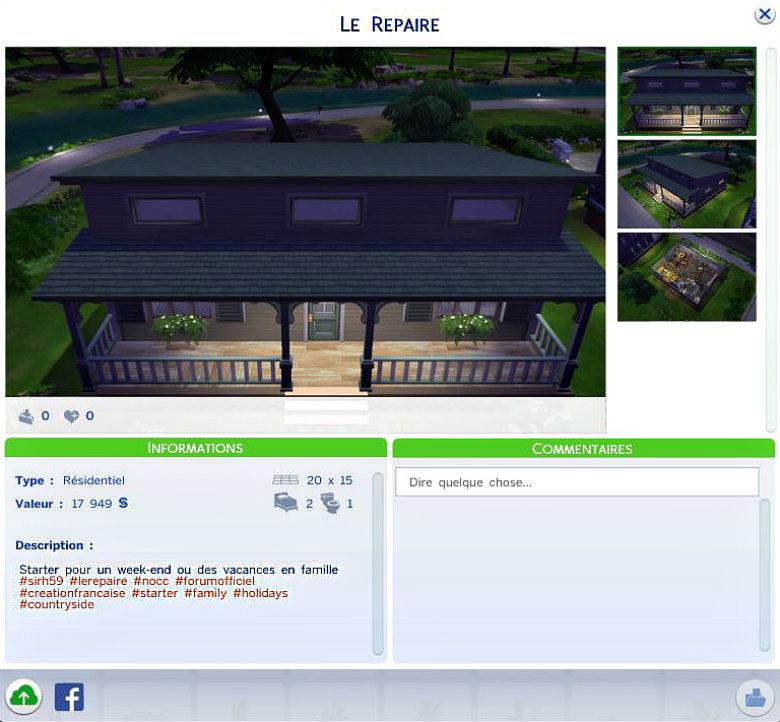 studio sirhc59 maj p 79 collaboration san myshuno page 9 les sims. Black Bedroom Furniture Sets. Home Design Ideas
