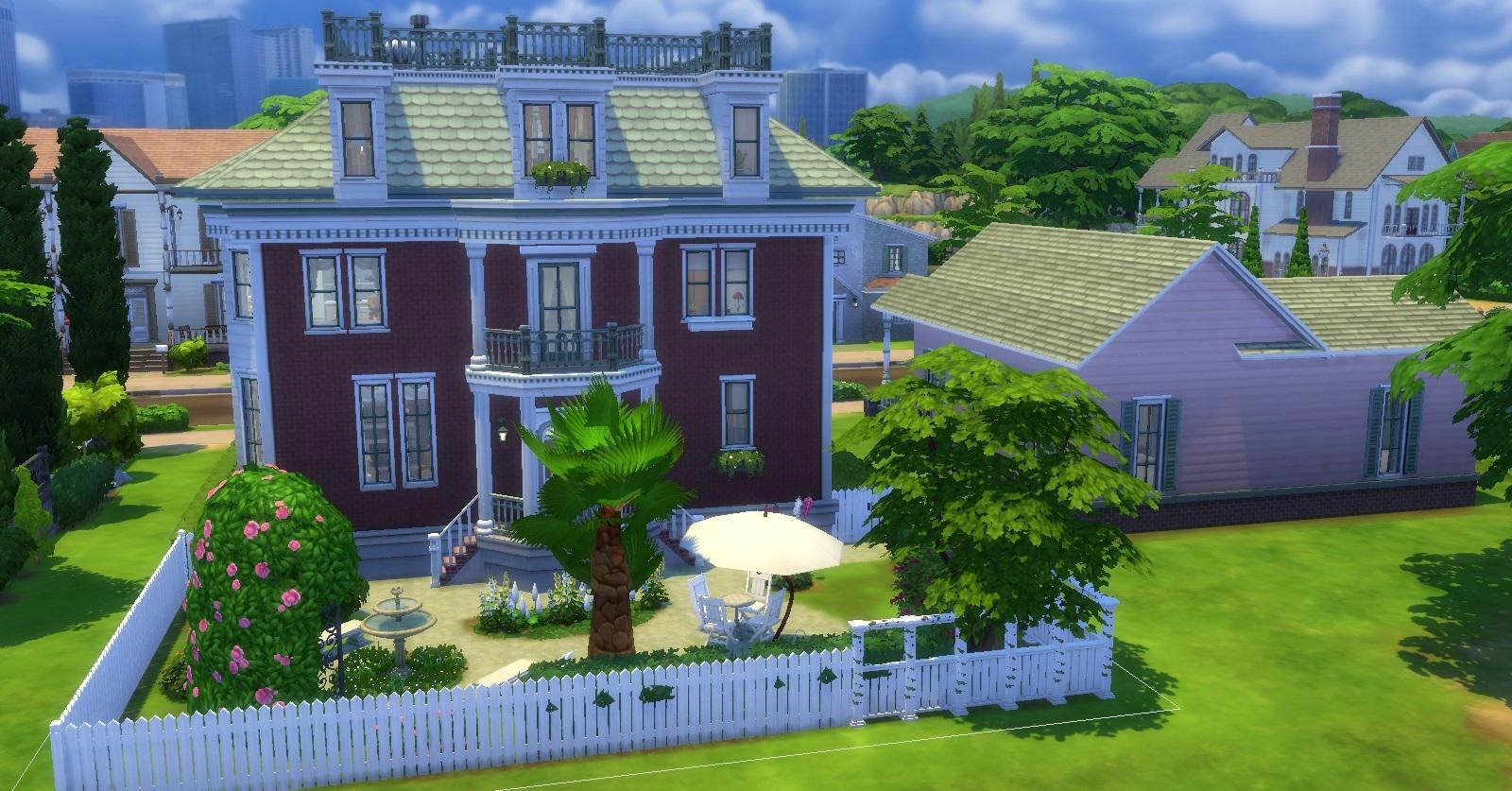 Challenge une maison ancienne 11 01 page 3 les sims for Acheter une maison en floride forum