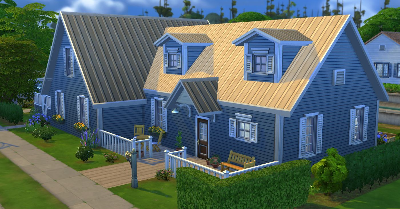 Plan Pour Maison Sims 3 Joy Studio Design Gallery Best