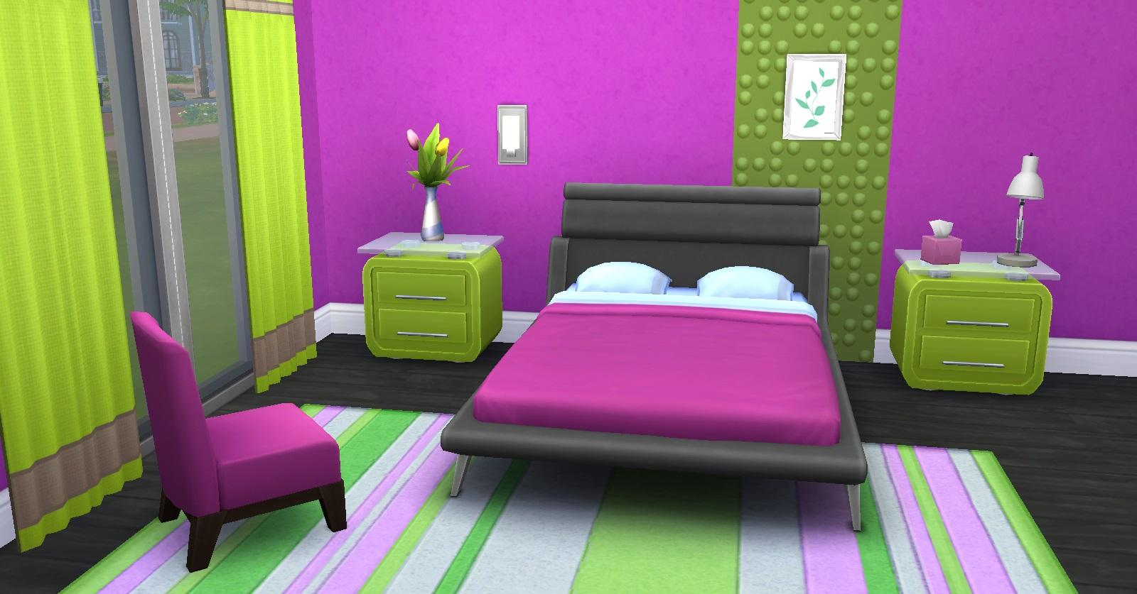 et si on mariait les couleurs le gris fin 16 09 page 7 les sims. Black Bedroom Furniture Sets. Home Design Ideas