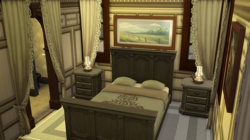 studio les d buts de kyrriane page 2 les sims. Black Bedroom Furniture Sets. Home Design Ideas