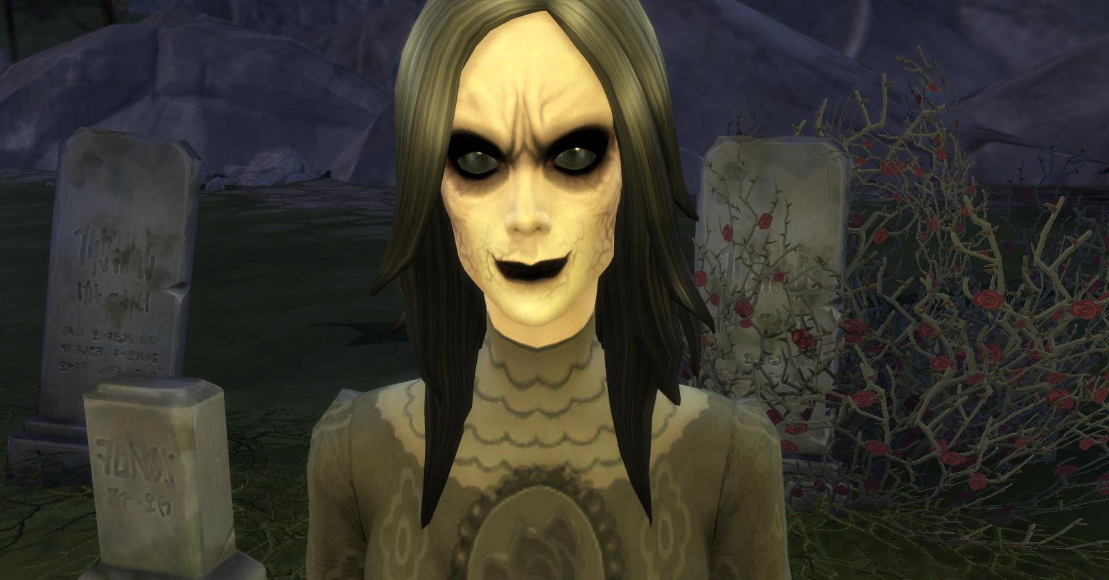 Les Sims 4 datant de la mort