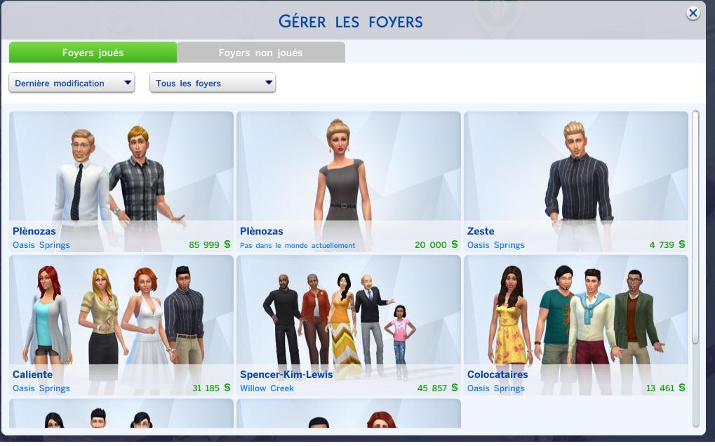 Sims 4 Comment Avoir Plus De 8 Sims