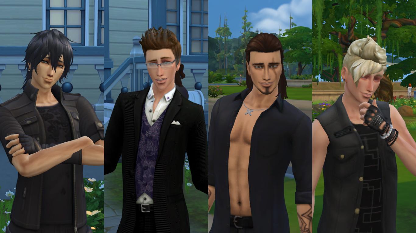 bizarre gratuit datant Sims tourbillon de matchmaking