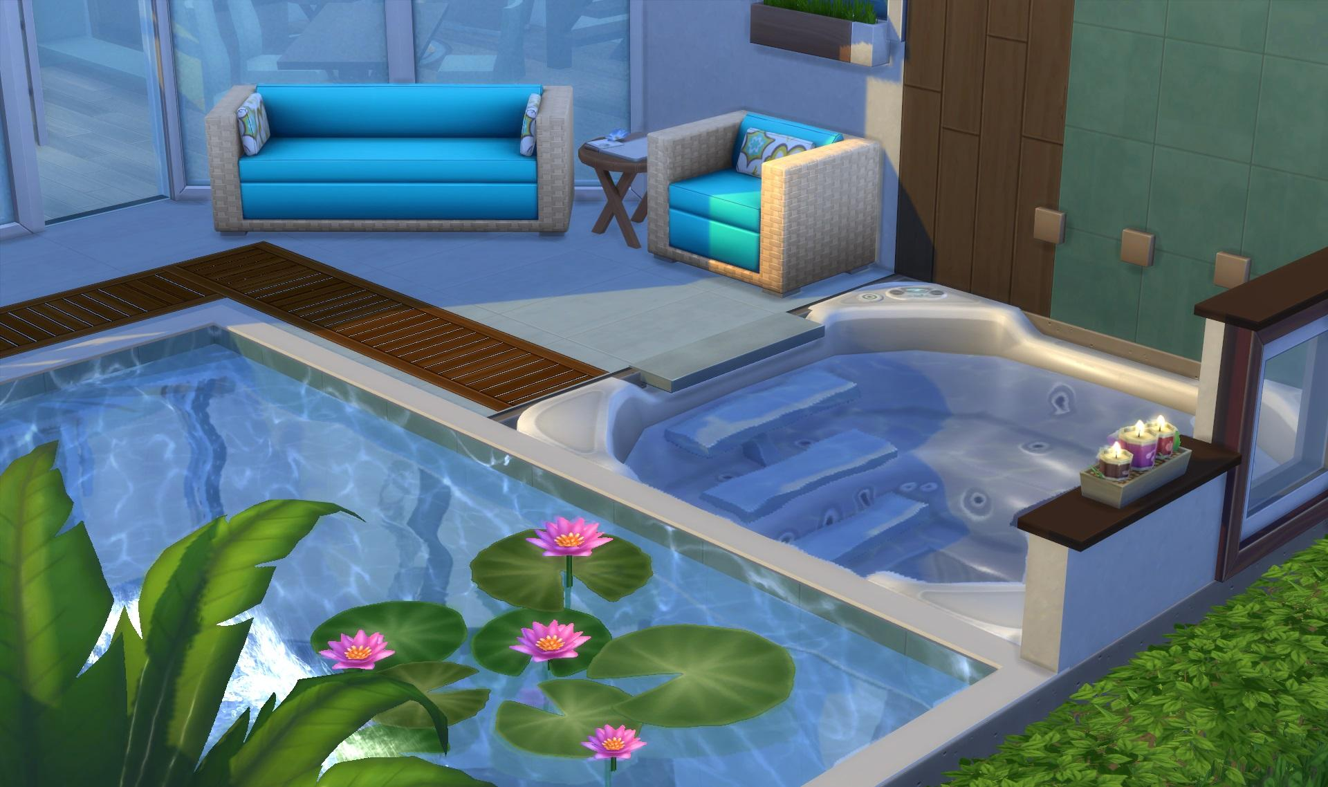 Comment Construire Un Jacuzzi astuces et question du mode construction - page 6 — les sims
