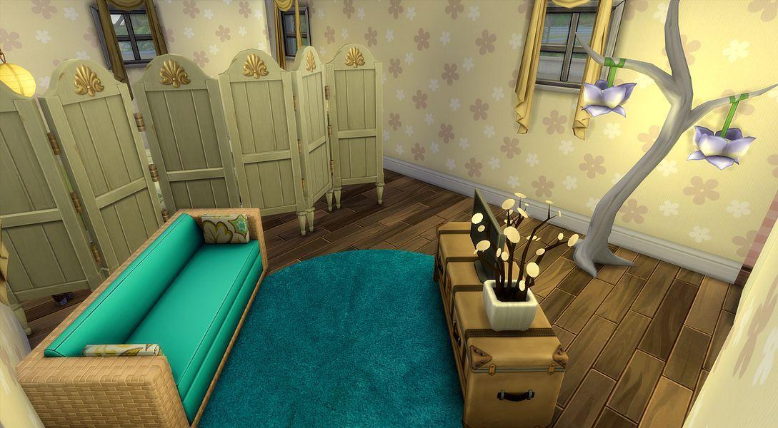 Le studio kawaii simette page 3 les sims for Petit coin salon