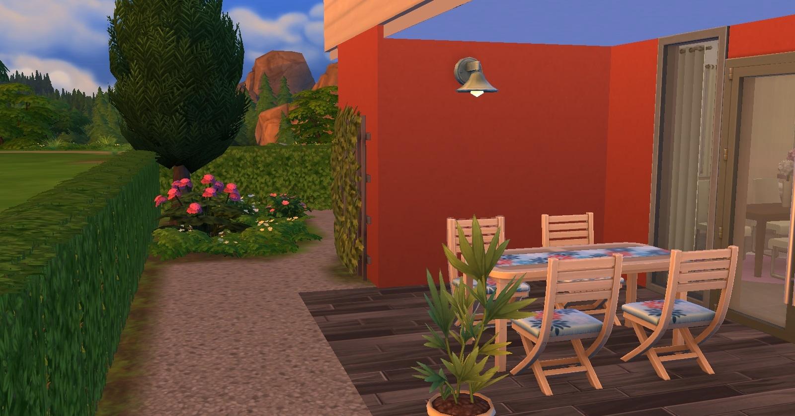studio fonsine ultra moderne 01 02 page 18 les sims. Black Bedroom Furniture Sets. Home Design Ideas
