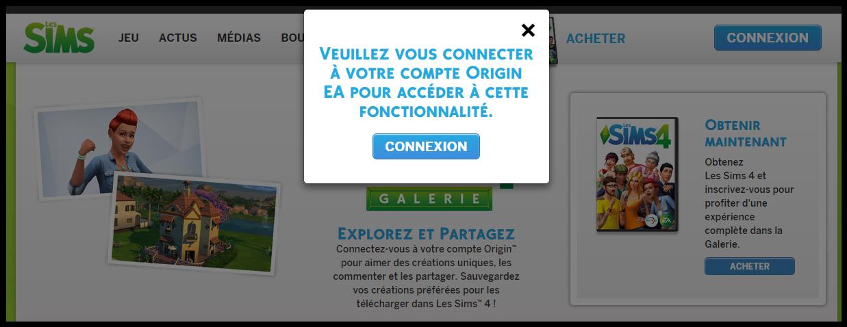 bizarre gratuit datant Sims