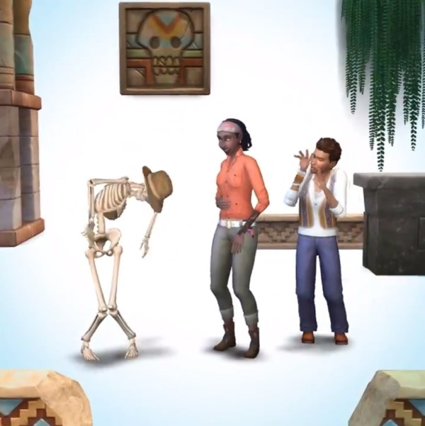 leaked the sims 4 jungle adventures gp speculation. Black Bedroom Furniture Sets. Home Design Ideas