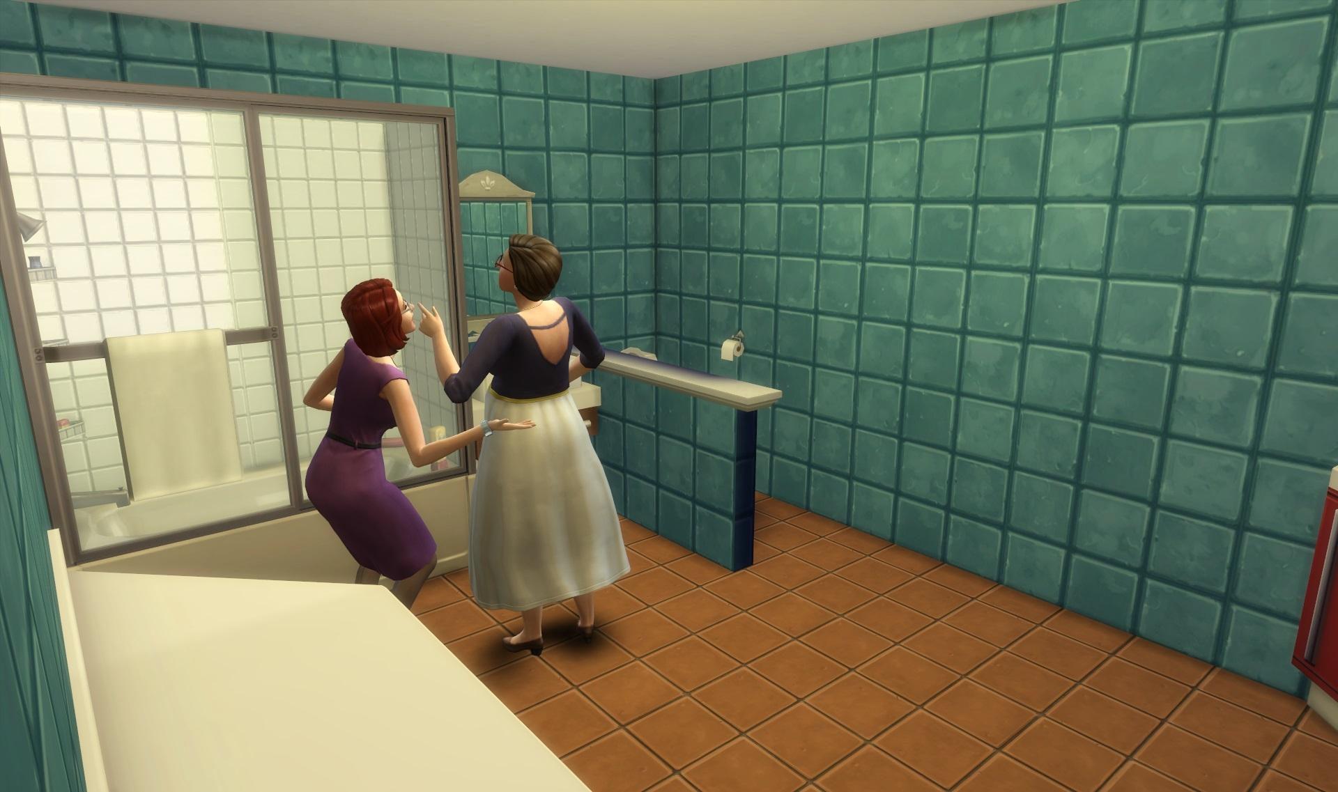 bizarre gratuit datant Sims sont donc Meryl et Maks datant