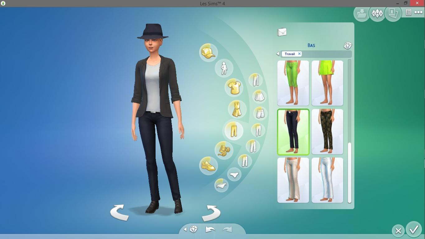 sims 4 mccc change work outfit