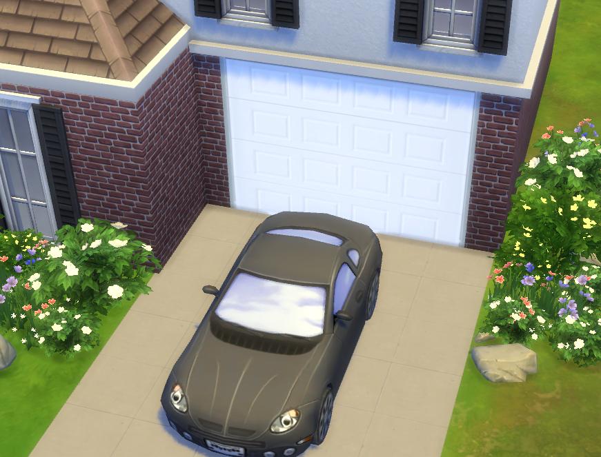 Studio loulouh maj 22 02 2015 les sims for Sims 4 garage