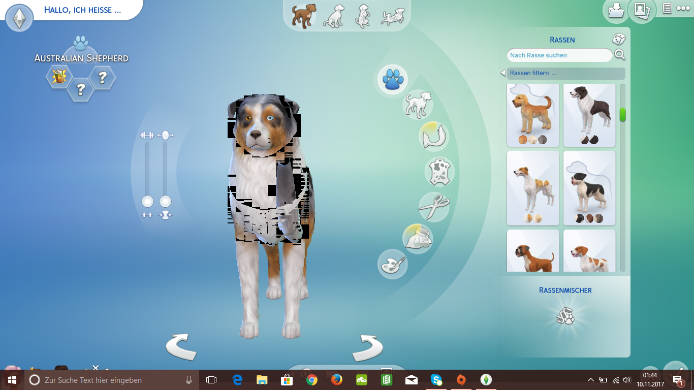 Sims  Cats Dogs Glitch