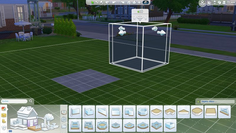 Wie Baue Ich Fur Mein Haus Ein Fundament The Sims German