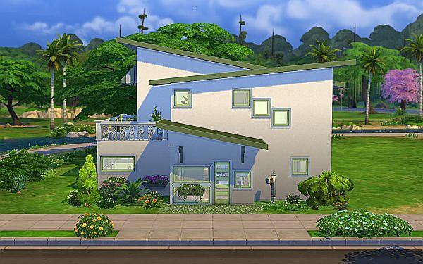 kreatives f r sims 4 von der oase ohne cc seite 2. Black Bedroom Furniture Sets. Home Design Ideas