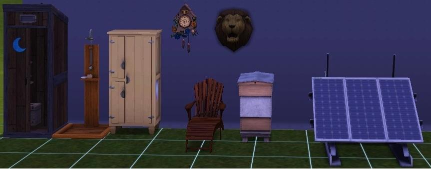 vorschl ge zu cas buy build inhalte f r das accessoires pack eco living the sims german. Black Bedroom Furniture Sets. Home Design Ideas