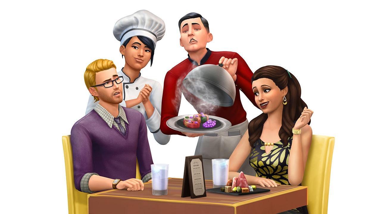 Sims Bambino Bagno : Costruite gestite e dirigete un ristorante in the sims 4 mangiamo