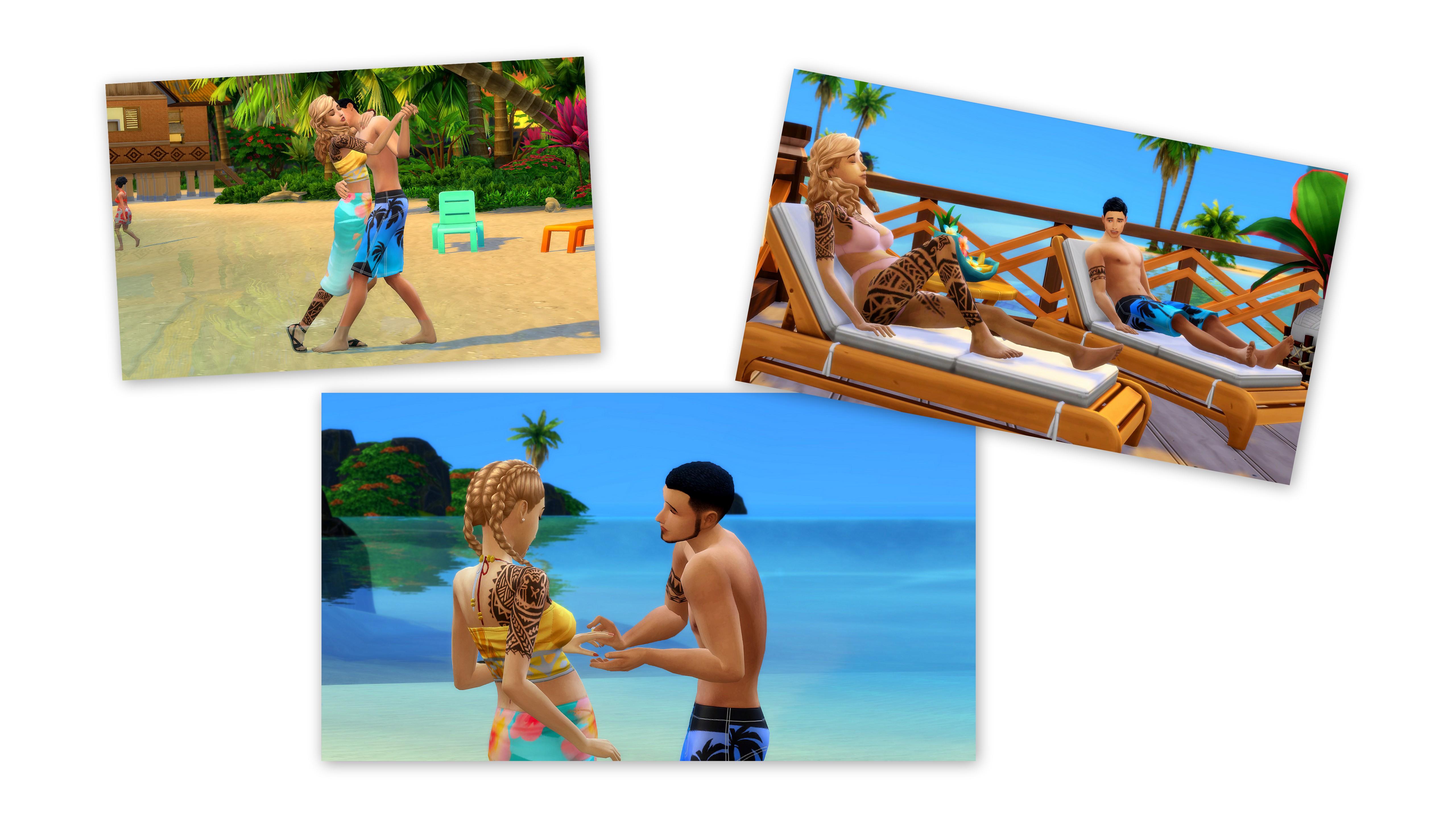 Sims 3 późne randki online