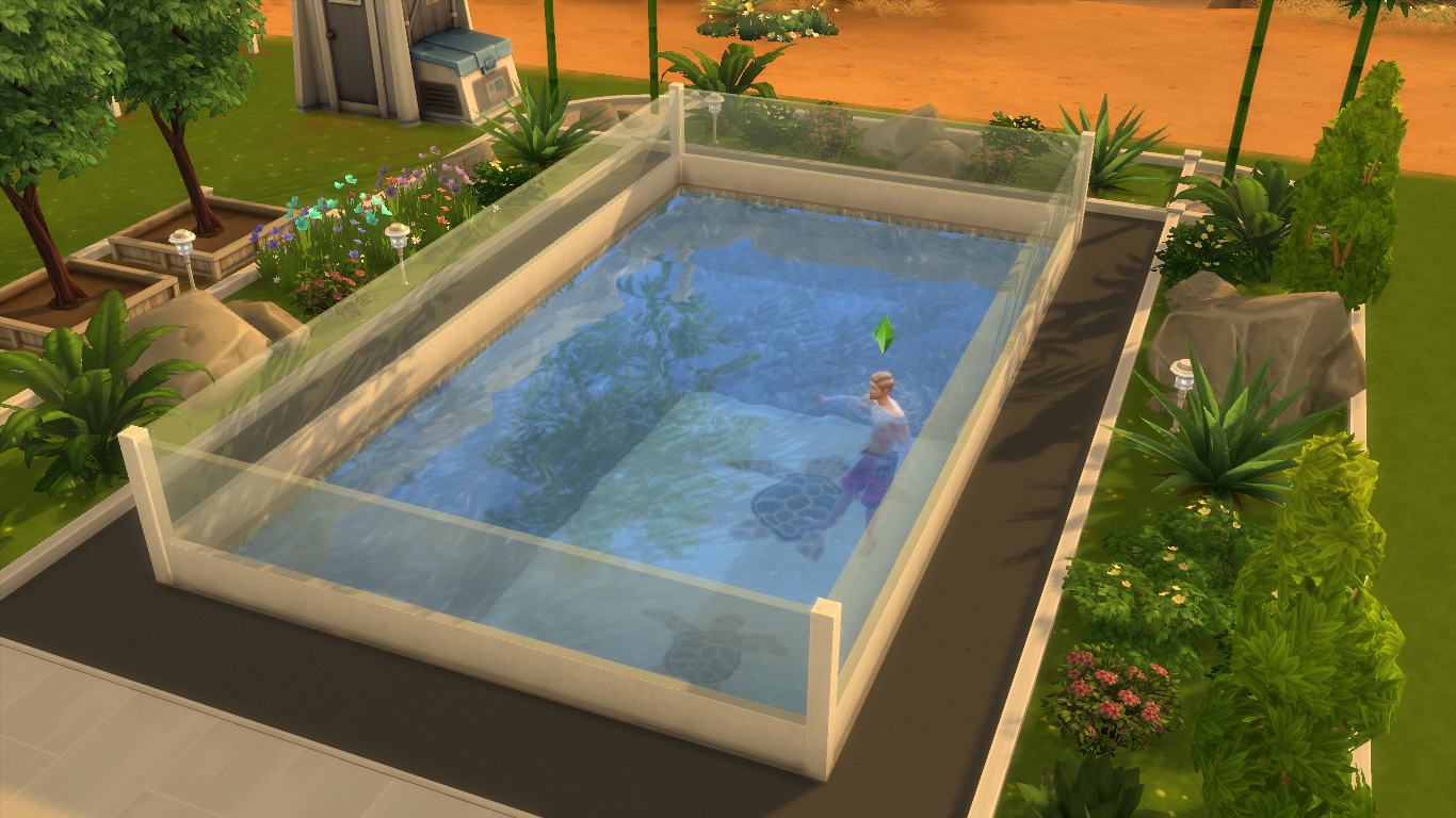 Imagens do the sims 4 p gina 12 the sims brazil for Piscina sims 4