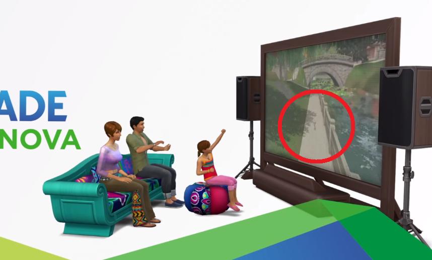 Rumor the sims 4 pets the sims brazil for Sala de estar sims 4