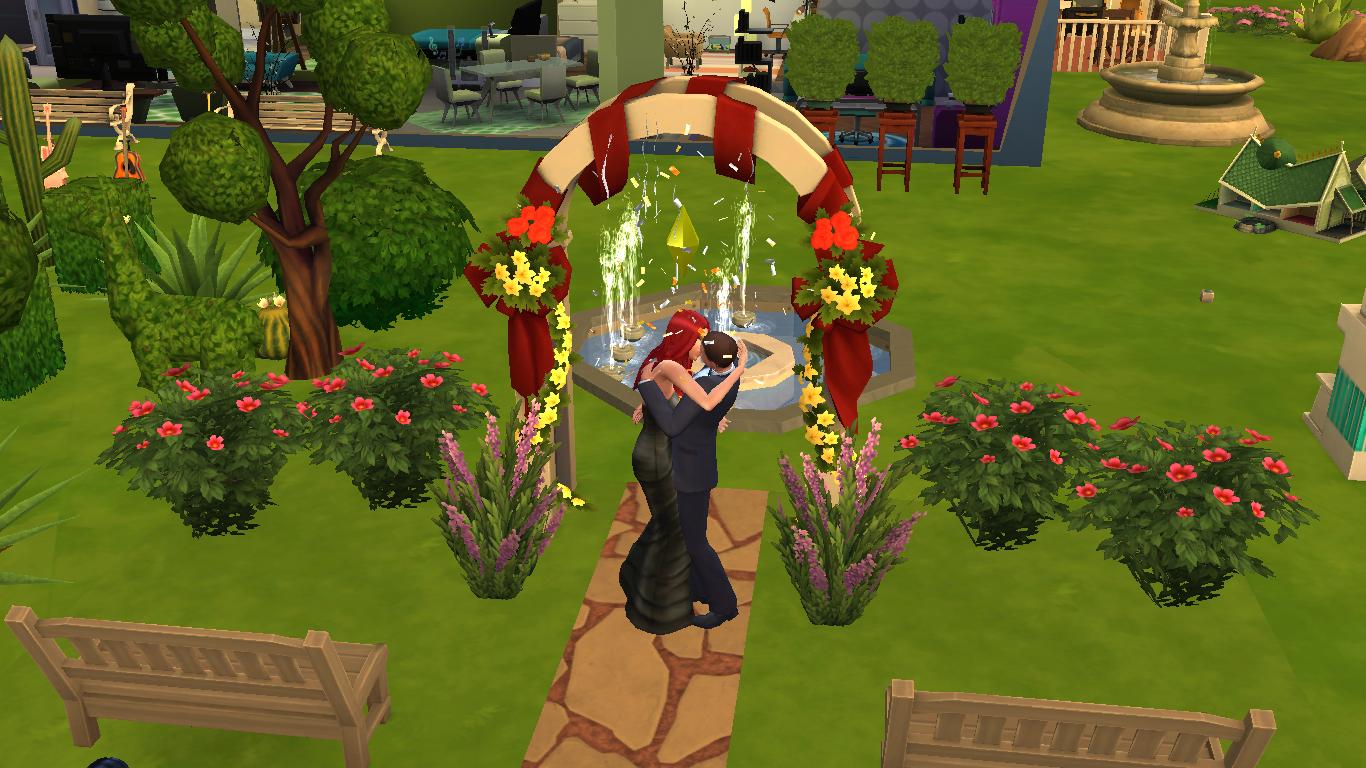 Сезонные праздники в The Sims 3 Времена года 9