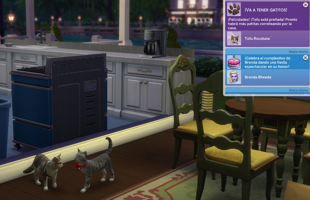Primeras Impresiones De La Expansión Perros Y Gatos Página 2 The Sims Spanish