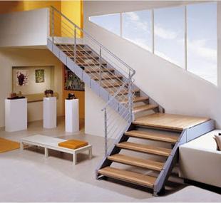 Y si hay nuevas tipos de escaleras the sims spanish for Escaleras en forma de u