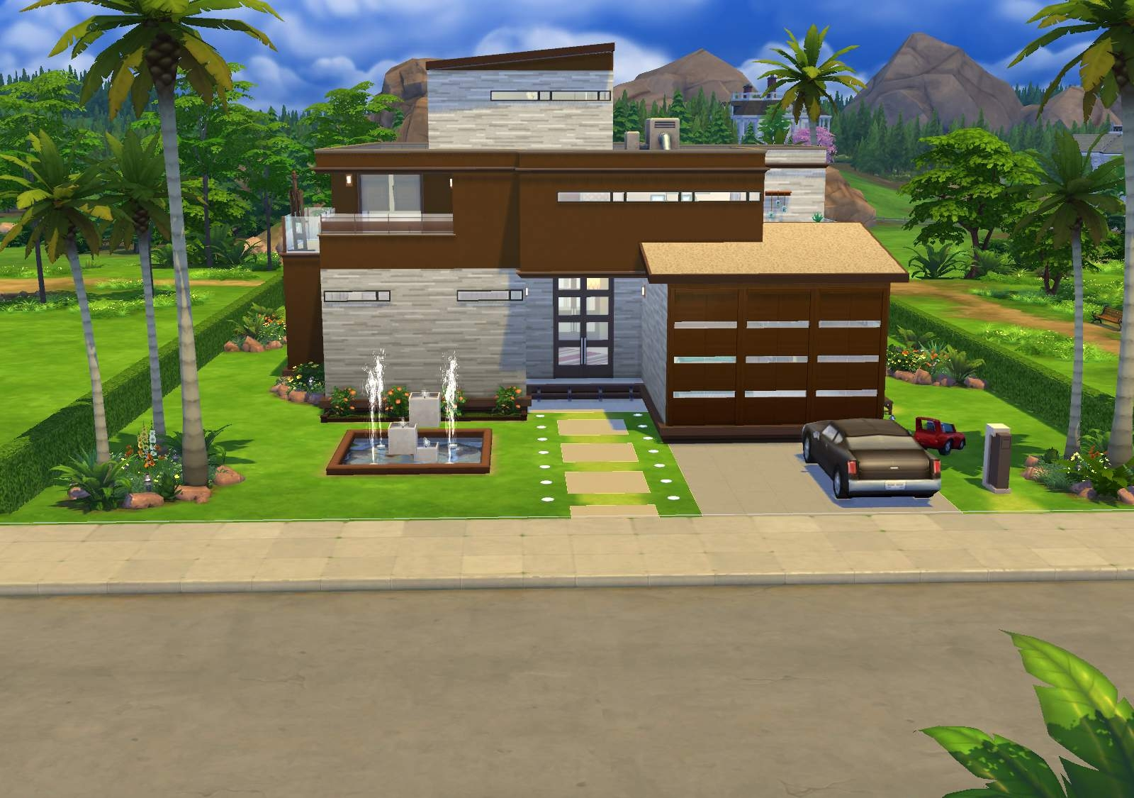Concurso 06 junio 2016 la casa moderna inscripci n for Casa moderna los sims 3