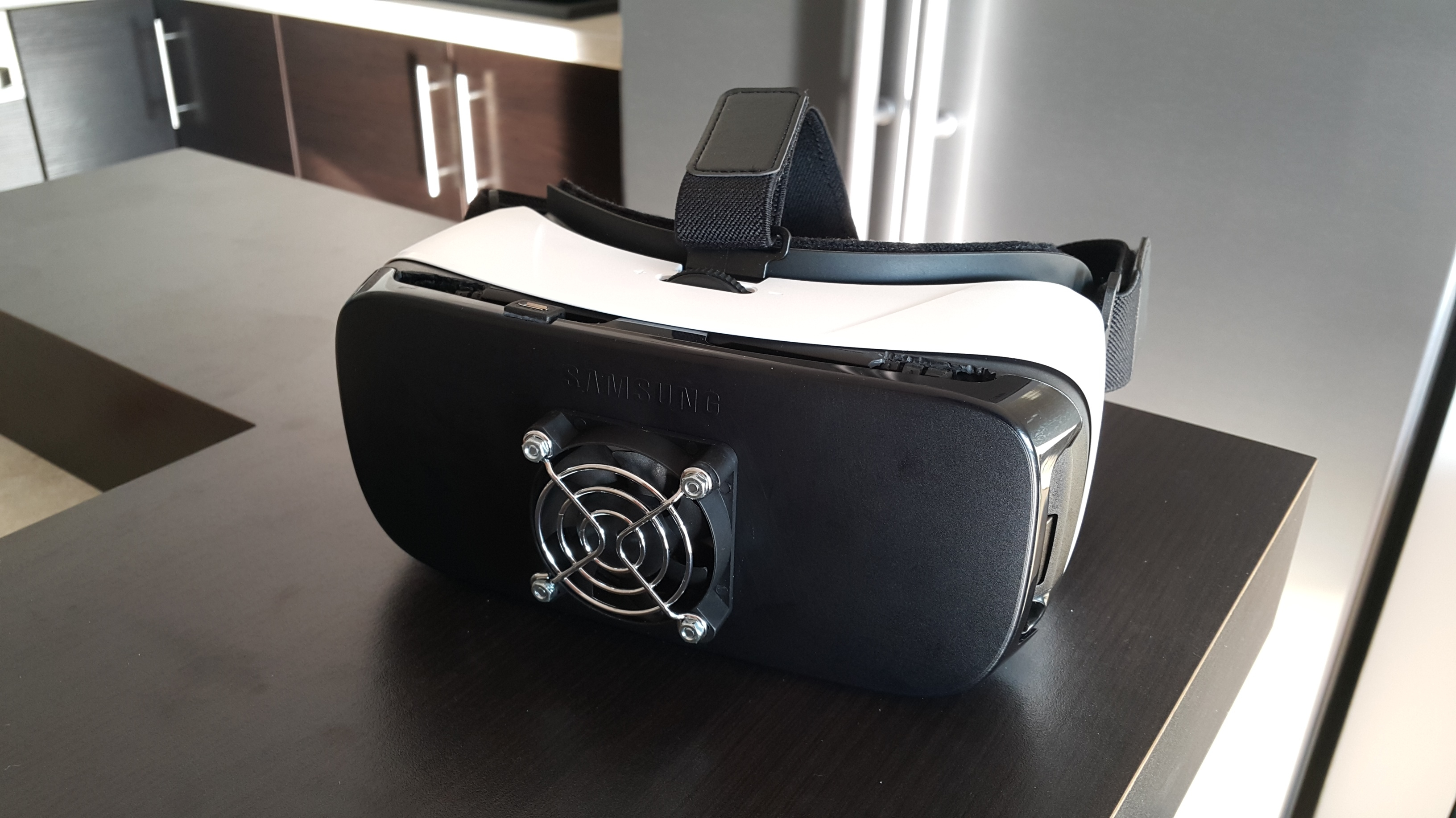 Note 4 Gear Vr Consumer Edition My Overheating Solution Oculus