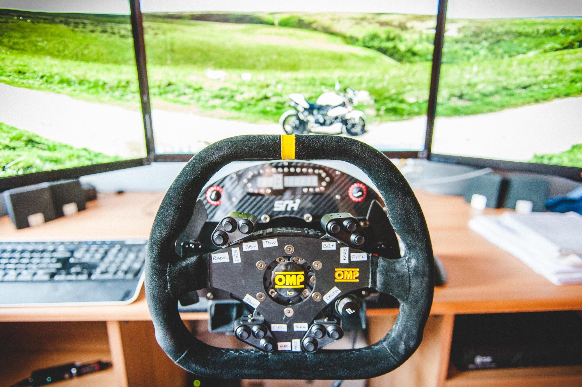 Best Force Feedback wheels for VR — Oculus