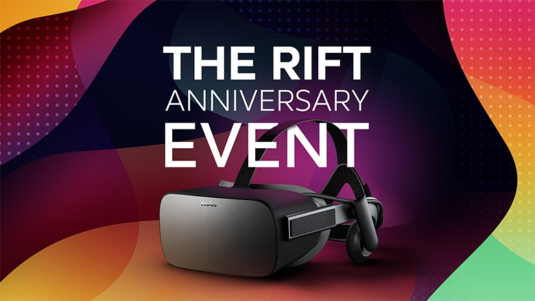 Oculus rift nd anniversary event huge march sale now live plus