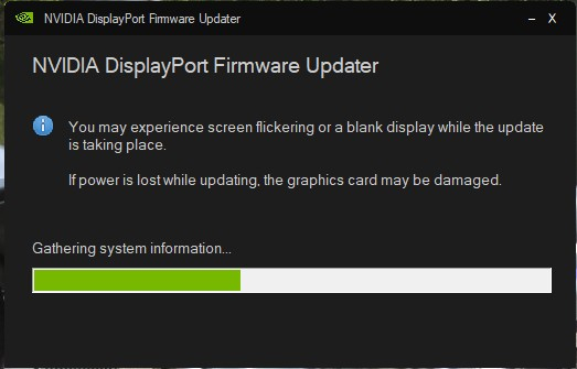 nVidia Firmware Update to Boost VR Performance? — Oculus