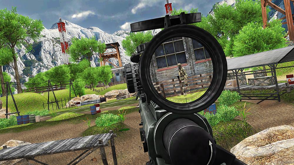 Sniper Rust VR Game