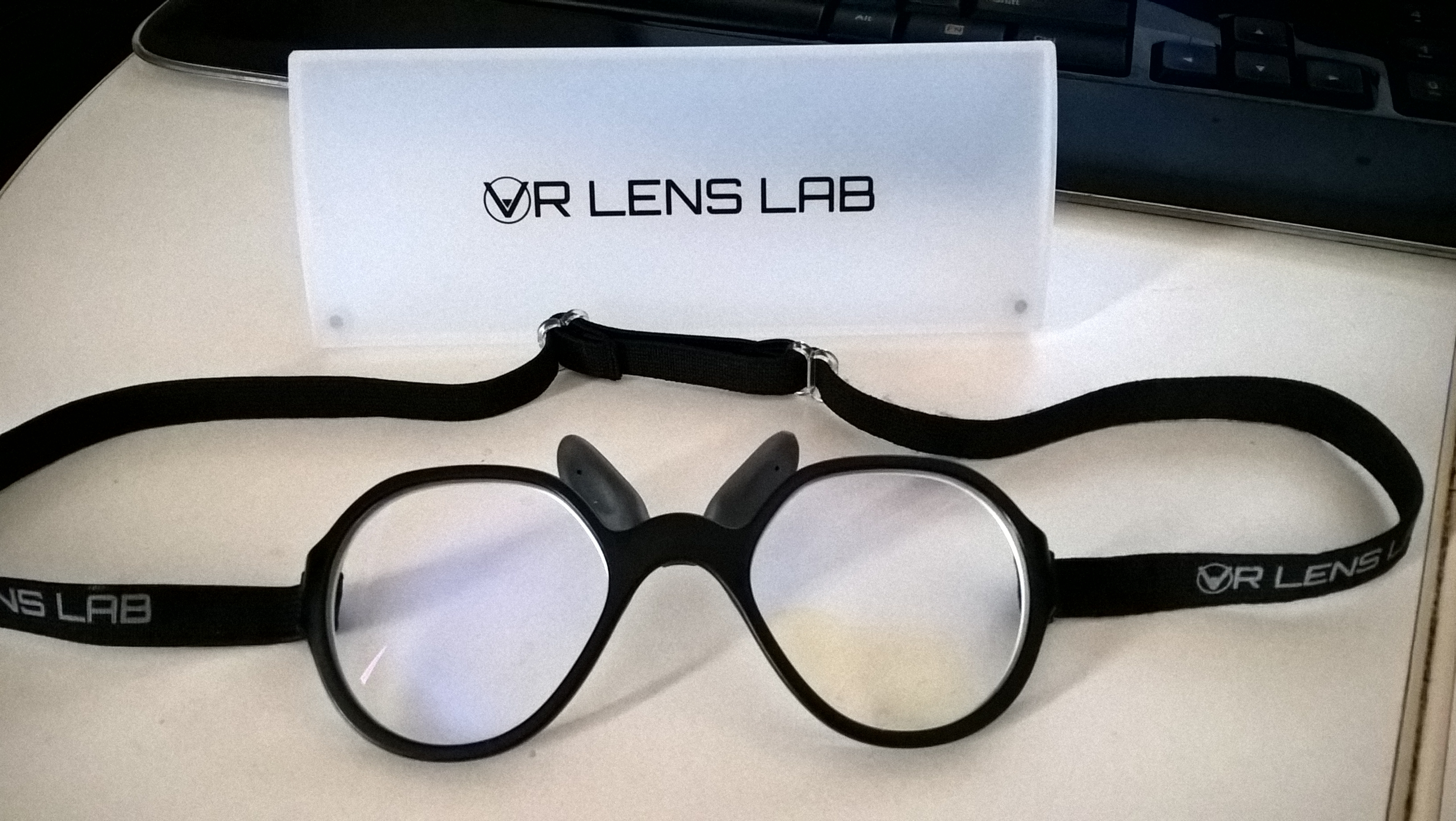 Are the new vr lens lab good — Oculus