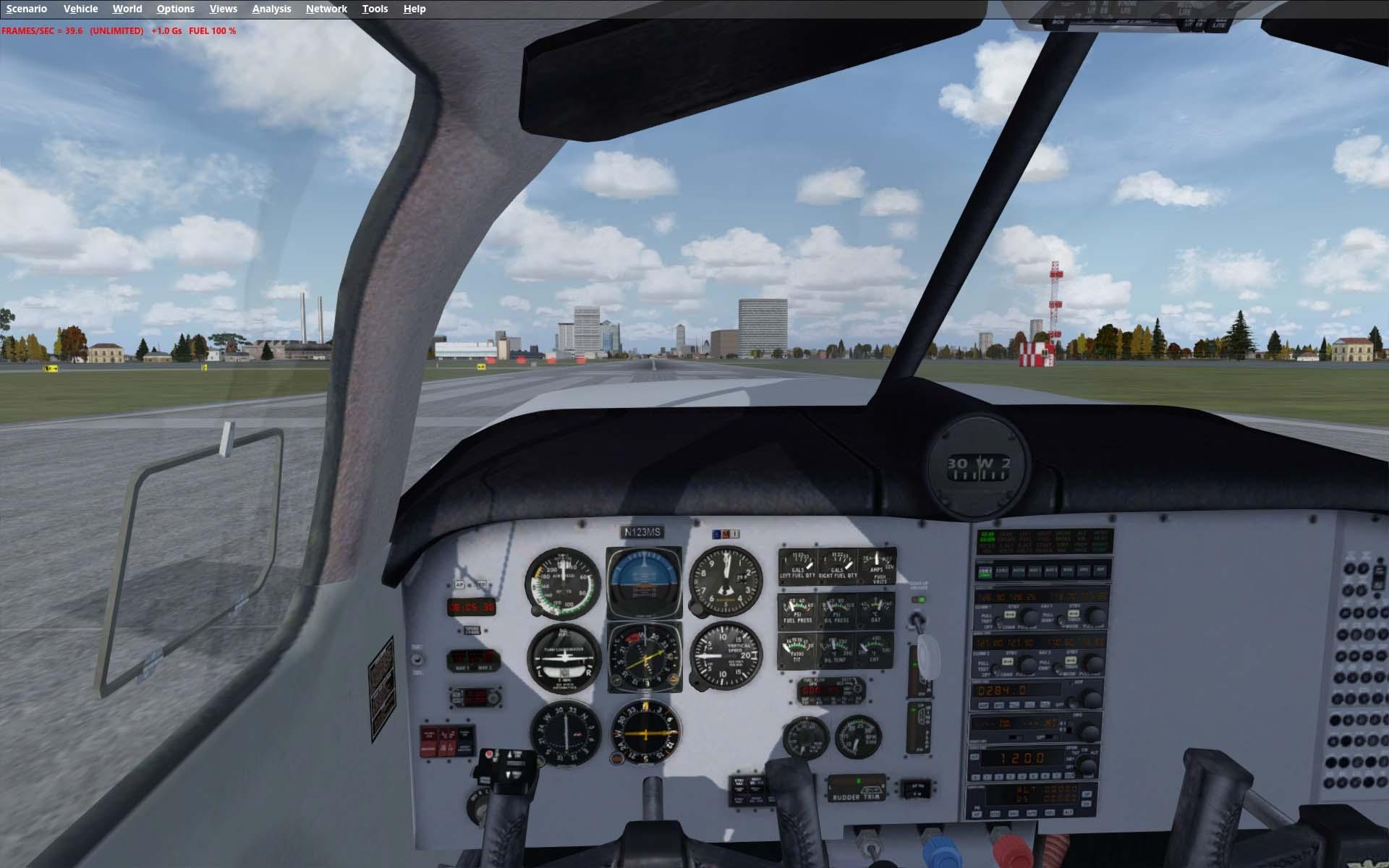 FSX vs Prepar3D using FlyInside (Updated for CV1) — Oculus